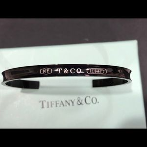 Tiffany & Co Titanium Cuff Bracelet